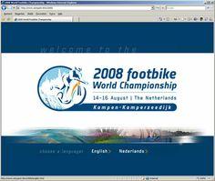 WC footbike language portal