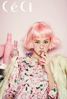 4Minute GaYoon / Cr : http://blog.daum.net/bbondo007