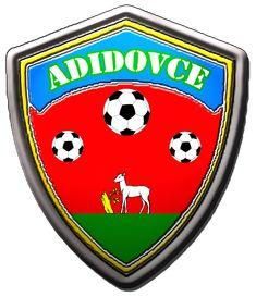 TJ Adidovce  Football logo , Slovakia
