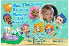 bubble guppies party supplies   Bubble Guppies Birthday Party Theme   ThePartyAnimal-Blog