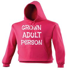 123t USA Grown Adult Person Funny Hoodie