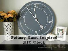 diy-clock-pottery-barn