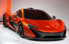 McClaren P1 presented at the 2013 Geneva Motor Show ~ via thefilipinolifestyle.com