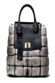 A bag that allows you to step out in basics and look uber chic! BAGS EMILIO PUCCI FALL / WINTER 2012-2013.