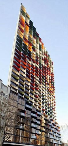 A'Beckett Tower - Sitting on a 900sqm block, A'Beckett Tower is a prototype for…