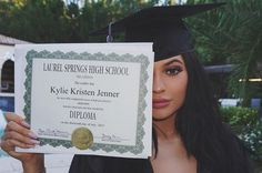 Kylie Jenner Graduates High School & Has The Most Insane Grad Party