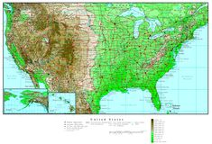 71 Best A Literary Map of America images
