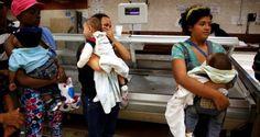 ¡LOGROS DE LA REVOLUCIÓN! Desnutrición aumenta la tasa de mortalidad infantil en Venezuela