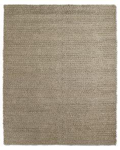 Chunky Braided Wool Rug   Marled 5u0027 X 7u0027 $695 6u0027 X 9