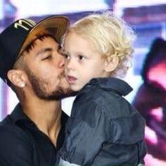 neymar and Davi