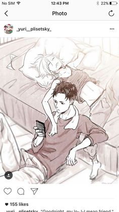 #wattpad #fanfiction fluff  I got tired of not being able to find any freaking otabek x yuri fanfics so I said fuck it I'll write my own. There are enough victor x Yuuri fanfics give the blonde a turn.  All art I use for this fanfic I give full credit to original artist  I do not own Yuri on ice or the characters.