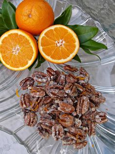 Grandma's Sugar-Glazed Pecans | Pecans, Glazed Pecans and Sugar