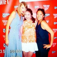 Pre show meet and greets! #REDTourSignapore !!