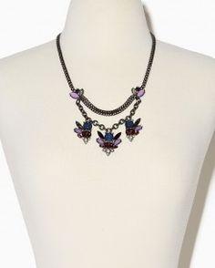 Garden Glitz Necklace