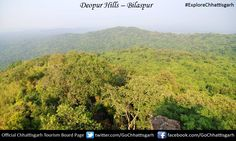 A Deopur hill is a great place to spend your vacations. Place is rich with natural beauty & offers you best & peaceful time to spend with your loved once. #ExploreChhattisgarh