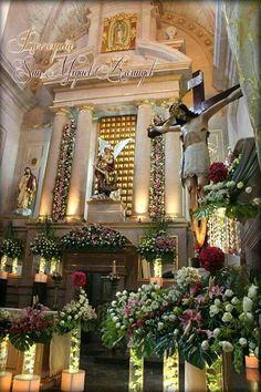 Mi  templo del Señor San Muguel. Hermoso