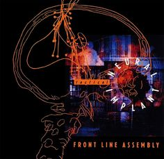 Front Line Assembly - Tactical Neural Implant album cover