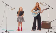 Watch Two Sisters Perform an Incredible Cover of 'Boom Clap'