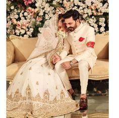 Beautiful Girl Photo, Beautiful Couple, Girl Photos, Cute Couples, Pakistani, Victorian, Wedding Dresses, Tik Tok, Stars