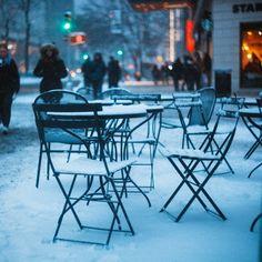 Familiar places, unfamiliar people.  (by Constantine Onishchenko)