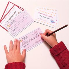 DIY - Valentine Coupons (with FREE printable)