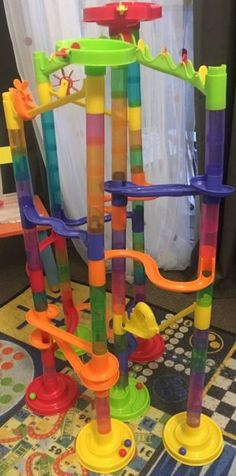 Marble Race Deluxe 100+ Pieces Kids Year 3+   eBay