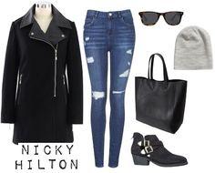 Nicky Hilton Outfit
