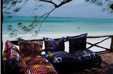 Shooting Star Lodge in Zanzibar - oddly reminds me of Norah Jones