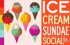 TEP Ice Cream Sundae Social Poster  TEP Ice Cream Sundae Social / July 15th, 2pm, Kingsway Christian Church, 7887 Poplar Ave, Germantown TN, 38138 ($10 per person / $25 per family)