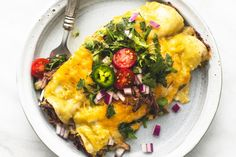 Shredded Beef EnchiladasDelish