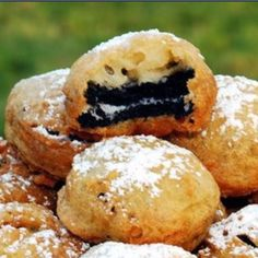 Fried Oreos best food ever