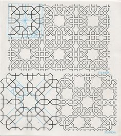 images of pattern in islamic art Moroccan Art, Turkish Art, Moroccan Design, Geometric Pattern Design, Geometry Pattern, Geometric Designs, Doodle Patterns, Tile Patterns, Pattern Art