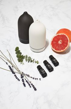 What it is: A pure organic grapefruit essential oil with a light and fresh scent.