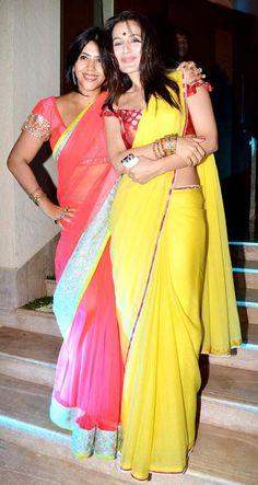 Ekta Kapoor and Ameesha