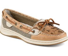 Sperry Top-Sider Angelfish Whale Tale Embossed Slip-On Boat Shoe