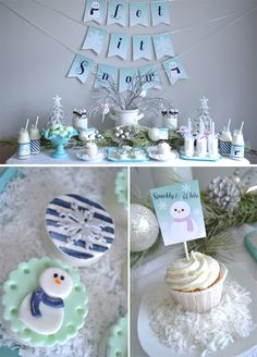 Let it Snow: Winter Wonderland Party