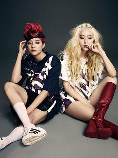 f(x) Kristal & Amber