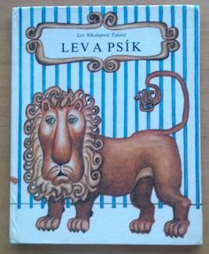 Lev Tolstoy Czech children's illustrated Czechoslovakia Stories MLADE LETA  1971