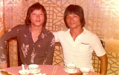 Chiang Sheng With Kuo Chui (Thanks courtesy of Philip Kwok)