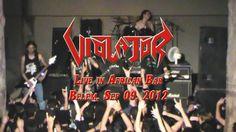 Violator - Show Completo (Live in African Bar, Belém/Pará/Brasil, 09 Set...