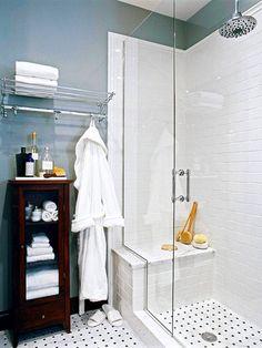 Sade Banyo Dekorasyon Örnekleri