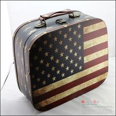 old worn tin lunch box