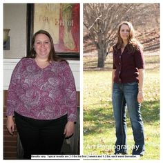 30 Days of Hope and Inspiration - Day 19: Meet Alicia!  Down 100lbs!  Doesn't she look awesome!
