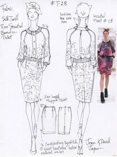 Designs for Joan & David Collection (Japan) 2013 By Renaldo Barnette