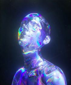 Arte Do Kawaii, Sensory Art, Psy Art, Futuristic Art, 3d Artist, Retro Futurism, Psychedelic Art, Grafik Design, Aesthetic Art