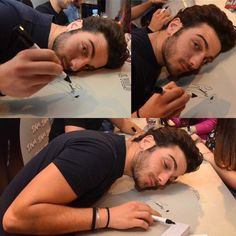 Gianluca Ginoble, Il Volo Meet & Greet. TKM Magazine, Bs As Argentina 20-10-2015