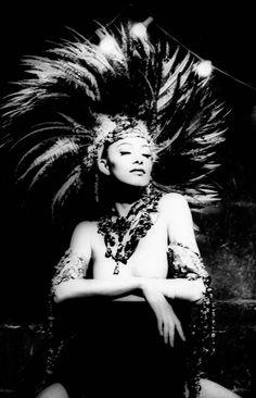 Carla Coulson Moulin Rouge Paris