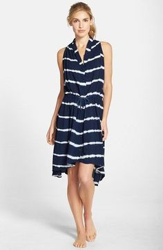 Hard+Tail+High/Low+Halter+Dress+available+at+#Nordstrom