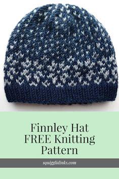 Squigglidinks: Finnley Hat