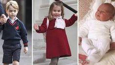 Výsledek obrázku pro To je ale překvapení! Královská rodina ukázala veřejnosti nové snímky nejmladšího nástupníka na britský trůn
